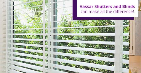 Home Upgrades Lift Your Spirits – John Vassar Custom Shutters & Blinds
