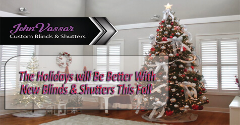 Not Too Early To Beautify Your Home for The Holidays