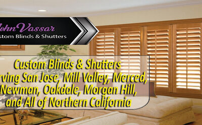 Service Areas for John Vassar Shutters and Blinds