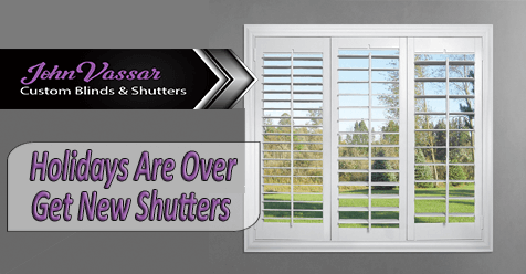 Beautifying your Home 2021 | John Vassar Custom Shutters and Blinds