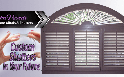 New Custom Shutters in Your Future