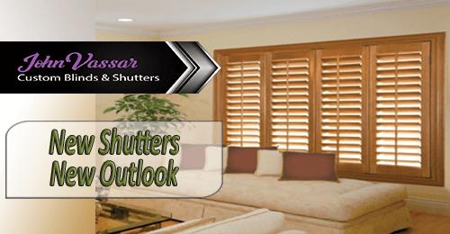 John Vassar Shutters and Blinds Spring Shutter Sale | Northern CA