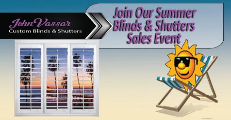 San Jose Shutters & Blinds | John Vassar Shutters & Blinds